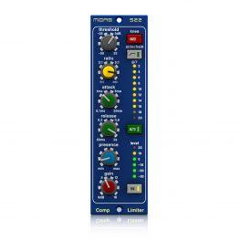 MIDAS 522 V2 COMPRESSORE / LIMITER CON CONTROLLO DELLA DINAMICA A RACK SERIE 500