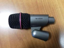 TAKSTAR TA-8280 MICROFONO DINAMICO CARDIOIDE PER BATTERIA E PERCUSSIONI USATO