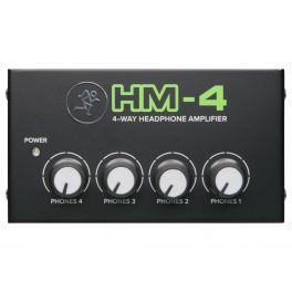 MACKIE HM4 AMPLIFICATORE PER CUFFIE 4 CANALI 1 IN 4 OUT