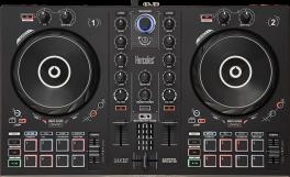 HERCULES DJ CONTROL INPULSE 300 CONTROLLER DIGITALE 2 DECK USB PER DJ
