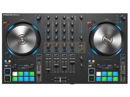 NATIVE INSTRUMENTS TRAKTOR KONTROL S3 CONTROLLER DJ MIDI 4 CANALI