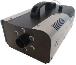 EXTREME FOG 1000 6RGB MACCHINA DEL FUMO 1000 WATT CON 6 LED DA 3 WATT RGB CONTROLLO WIRELESS EX-DEMO