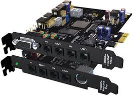 RME HDSPE RAYDAT SCHEDA PCI EXPRESS 24/96 CON 66 I/O - ADAT
