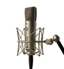 WARM AUDIO WA-87 MICROFONO A CONDENSATORE A DIAFRAMMA LARGO