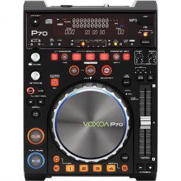 VOXOA P70 MEDIA PLAYER MP3 CDR USB MIDI