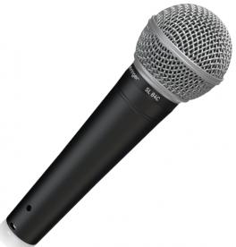 BEHRINGER SL85S MICROFONO DINAMICO CARDIOIDE PER VOCE