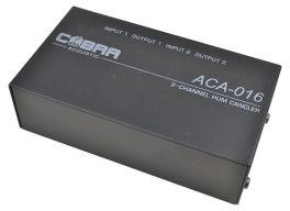 COBRA ACA-016 HUM CANCELLER FILTRO PER RONZIO E HUM DATO DA PC E LAPTOP A MIXER E AMPLIFICATORI