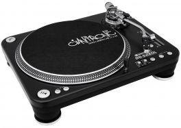 OMNITRONIC DD5220L GIRADISCHI PER DJ TRAZIONE DIRETTA ULTRA TORQUE PHONO/LINE