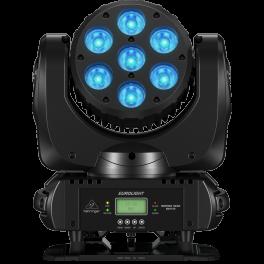 BEHRINGER MH710 MOVING HEAD TESTA MOBILE LED RGBW 7x10W