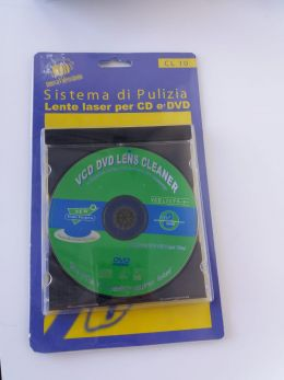 ACCORD CL 10 SISTEMA DI PULIZIA CD E DVD