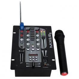 IBIZA SOUND DJM150BT-VHF