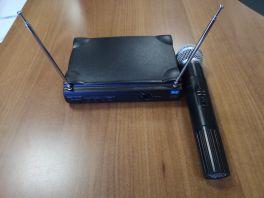 EXTREME WM1000-V RADIOMICROFONO VHF PALMARE CAPSULA DINAMICA TRASMETTITORE + RICEVITORE TRUE DIVERSITY USATO
