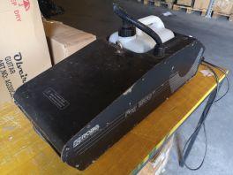 ROBE FOG 1500 FT MACCHINA DEL FUMO 1500 WATT CONTROLLO DMX E REMOTO USATA