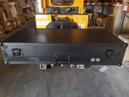 ZOMO SET2900 MK2 PLUS NSE FLIGHTCASE PROFESSIONALE PER DJ PER 2 CDJ2000 + 1 DJM900 + LAPTOP PER PC USATO