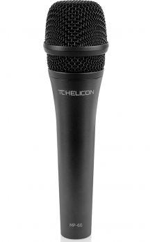 TC HELICON MP-60 MICROFONO DINAMCO CARDIOIDE PER VOCE CAPSULA NEODIMIO