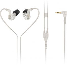 BEHRINGER SD251-CL AURICOLARE IN EAR MONITOR CLEAR TRASPARENTE