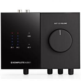 NATIVE INSTRUMENTS KOMPLETE AUDIO 1 INTERFACCIA AUDIO USB 2 CANALI
