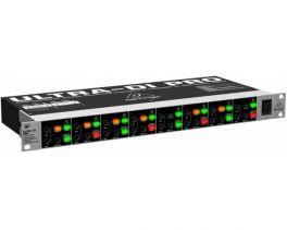 BEHRINGER DI800 ULTRA-DI-PRO DIRECT BOX ATTIVA 8 CANALI DI-BOX DI-800 AD UNA UNITA RACK