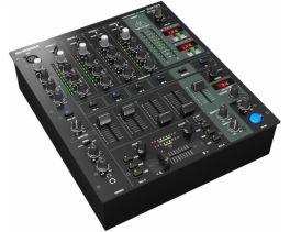 BEHRINGER DJX750 PRO MIXER PER DJ CON 5 CANALI ED EFFETTI DIGITALI E CONTATORE BPM