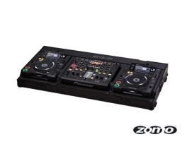 ZOMO SET 2200 FLIGHT CASE PER DJM2000 + 2 CDJ 2000