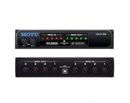 MOTU MICRO LITE MIDI INTERFACCIA MIDI USB 5 IN 5 OUT MICROLITE