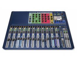SOUNDCRAFT SI EXPRESSION2 MIXER DIGITALE MIDI 24 CANALI + ALIMENTATORE UNIVERSALE