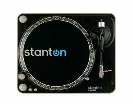STANTON T55 USB GIRADISCHI PER DJ TRAZIONE A CINGHIA BRACCIO DRITTO + USB + USCITA RCA