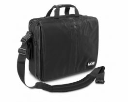 UDG U9490BL/OR ULTIMATE COURIERBAG DELUXE 17 NERO NARANJA FORRO INTERNO