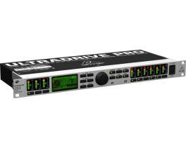 BEHRINGER DCX2496 ULTRADRIVE PRO CROSSOVER DIGITALE X-OVER 24-BIT 96 KHZ