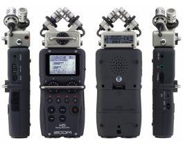 ZOOM H5 REGISTRATORE DIGITALE PALMARE 4 TRACCE