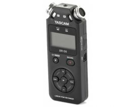 TASCAM DR05-V2 MICROSD 4GB REGISTRATORE DIGITALE MICROFONO A CONDENSATORE OMNIDIREZIONALE 24BIT 96KHZ
