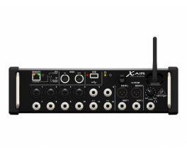 BEHRINGER XR12 MIXER DIGITALE X-AIR IPAD ANDROID WIFI USB LAN 12 CANALI 4 PREAMPLIFICATORI MICROFONICI MIDAS EFFETTI KLARK TEKNIK EX-DEMO