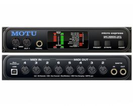 MOTU MICRO EXPRESS USB INTERFACCIA MIDI USB 4 IN 6 OUT