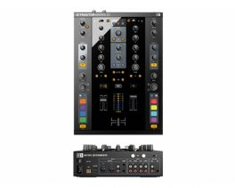 NATIVE INSTRUMENTS TRAKTOR KONTROL Z2 CLUB MIXER 2+2 CANALI CON SCHEDA AUDIO USB 24-BIT
