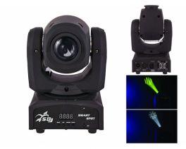 SAGITTER SG-SMT-SPOT SMART SPOT DMX TESTA MOBILE LED 15W + TELECOMANDO