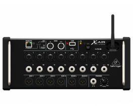 BEHRINGER XR16 MIXER DIGITALE X-AIR IPAD ANDROID WIFI USB LAN 16 CANALI 8 PREAMPLIFICATORI MICROFONICI MIDAS EFFETTI KLARK TEKNIK