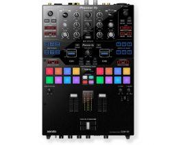 PIONEER DJM-S9 MIXER DIGITALE PER DJ 2 CANALI EFFETTI BEAT SERATO RELEASE FX ECHO CIRCUITI AUDIO DEL DJM2000