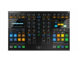NATIVE INSTRUMENTS S5 CONTROLLER TRAKTOR DJ STEMS READY CONTROLLER 4 CANALI