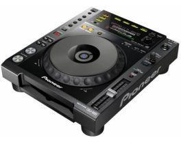 PIONEER CDJ850-K NERO LETTORE DJ USB MP3