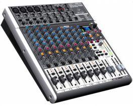 BEHRINGER XENYX X1622-USB MIXER PASSIVO 16 INGRESSI CON EFFETTI 24 BIT 4 COMPRESSORI + INTERFACCIA AUDIO USB
