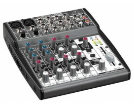 BEHRINGER XENYX 1002 PRO MIXER ANALOGICO AUDIO PASSIVO 10 CANALI CON PHANTOM POWER +48V