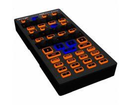 BEHRINGER CMD-DV1 CONTROLLER DJ MIDI PER VINILI DIGITALI DUAL EFFECTS SERATO E TRAKTOR
