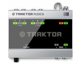 NATIVE INSTRUMENTS TRAKTOR SCRATCH A6 SOFTWARE DIGITAL VINYL INTERFACCIA AUDIO TIMECODE
