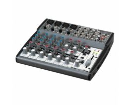 BEHRINGER XENYX 1202 MIXER PASSIVO 12 INGRESSI 4 MIC PRE CON PHANTOM POWER +48V