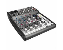 BEHRINGER XENYX 1002FX MIXER AUDIO PASSIVO 10 CANALI MULTIEFFETTI VOCE KARAOKE PHANTOM POWER +48V