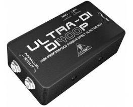 BEHRINGER DI400P ULTRA-DI DI-BOX PASSIVA IN/OUT PARALLELO XLR OUT CON GROUND LIFT