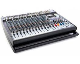 BEHRINGER PMP6000 MIXER AMPLIFICATO 20 CANALI EFFETTI FBQ EXP 3D 1200 WATT 7 BANDE EQ +48V