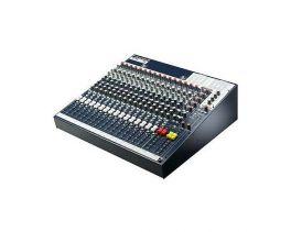SOUNDCRAFT FX16II MIXER ANALOGICO PASSIVO 16 CANALI CON EFFETTI LEXICON + 16 INGRESSI MIC/LINE