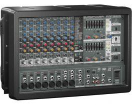 BEHRINGER PMP1680S EUROPOWER MIXER AMPLIFICATO 2 x 800 WATT 10 CANALI 6 XLR IN + 2 STEREO