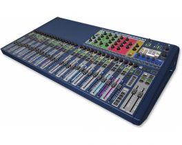 SOUNDCRAFT SI EXPRESSION3 MIXER DIGITALE MIDI 32 CANALI + 4 INGRESSI LINEA + ALIMENTATORE UNIVERSALE